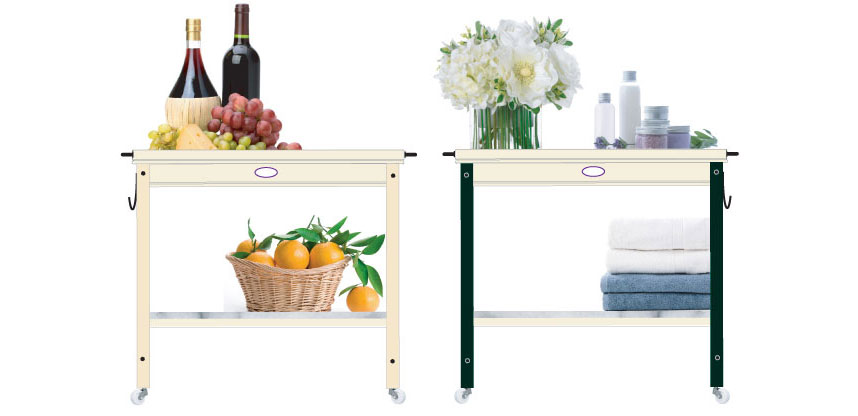 Out Buildings :: Farm House Console Trolley