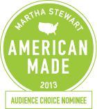 Martha Stewart - American Made 2013 - Audience Choice Nominee