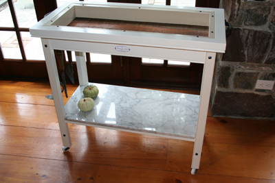 Farm House Console Trolley